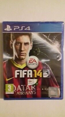 FIFA 14 PS4 - NEUF sous blister- ATTENTION ANGLAIS