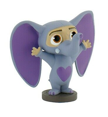 FIGURINE DE COLLECTION WALT DISNEY BULLYLAND 12902 DR LA PELUCHE AVEC STUFFY