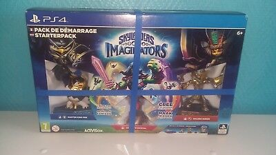 pack demarrage skylanders imaginators ps4 (neuf)