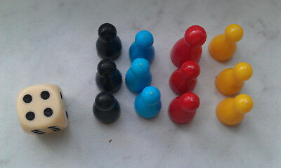 Of Toy Figure Board 70s Dice Game Game Ddr K1uT35lcFJ
