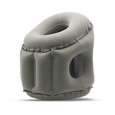 Travel Pillow Inflatable Pillows Air Soft Cushion Trip Portable Innovative P4G2