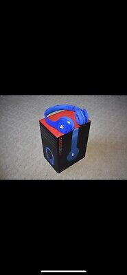 Beats by Dr. Dre First Generation Solo HD On-Ear Headphones (Blue)