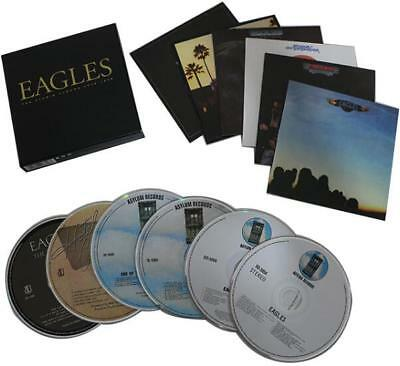 The Eagles The Studio Albums 1972-1979 6 CD New Sealed Classic Rock AMAZING!