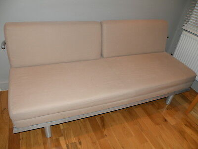 Pleasant Muji 3 Seater Sofa Bed Double Bed Or Single Bed Very Rare Machost Co Dining Chair Design Ideas Machostcouk