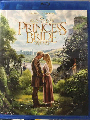 Princess Bride Blu-Ray No DVD/Digital/Slip Like New FAST FREE Combine Shipping