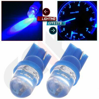 2X T10 158 168 194 W5W 501 Car Auto License Plate LED Light lamp Wedge Bulb Bule