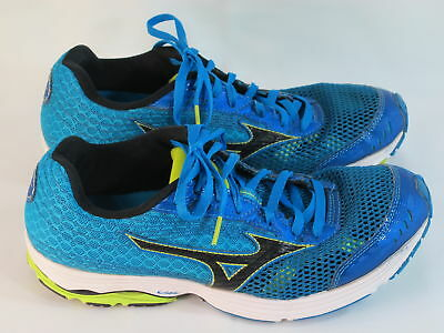 b9709f0cbc2641 Mizuno Wave Sayonara 3 Running Shoes Men s Size 8.5 US Excellent Condition  Blue