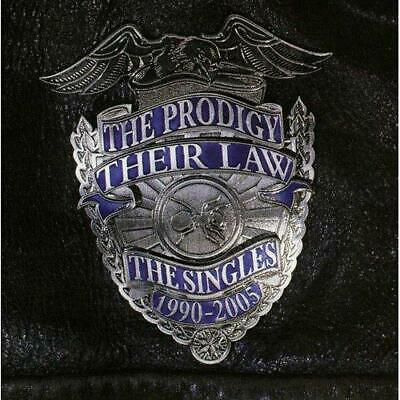 Their Law: The Singles 1990-2005 The Prodigy Audio CD