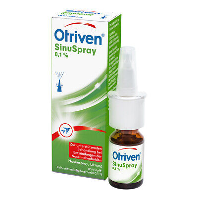 Otriven SinuSpray 0,1% 10ml PZN 09922155