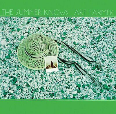 ART FARMER-THE SUMMER KNOWS-JAPAN CD From japan