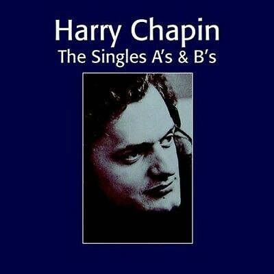 Harry Chapin - The Singles A's & B's (2CD) [New CD]