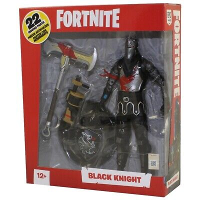 McFarlane Toys Action Figure - Fortnite S1 - BLACK KNIGHT (7 inch) - New
