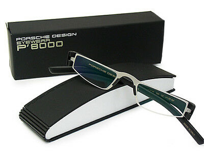 f8461eb17cb PORSCHE DESIGN READING Glasses P8802 A Photo-chromatic lenses +1.00 ...