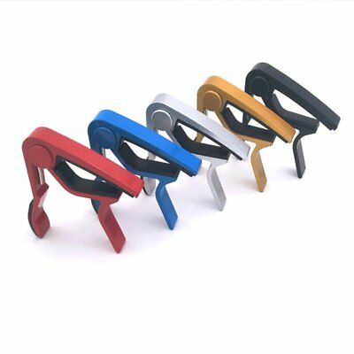 Guitar Tuner Clamp Key Trigger Electric Musical Instruments TQ