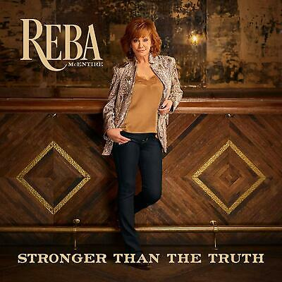 REBA McENTIRE 'STRONGER THAN THE TRUTH' CD (5th April 2019)