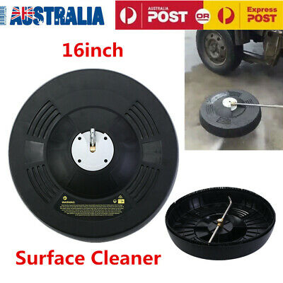"""16"""" Surface Cleaning Cleaner For Pressure Washer Attachment Rated Up to 3000 PSI"""