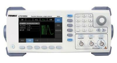 Function/Arbitrary Waveform Generator, 5MHz Max. Frequency - TENMA