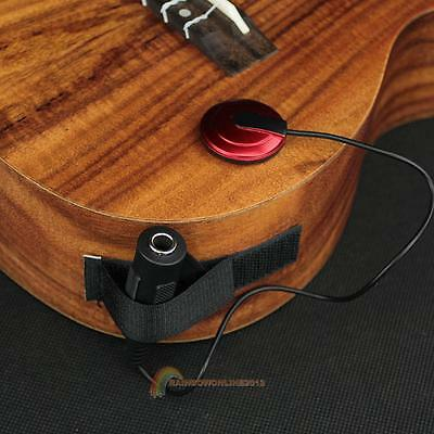 Acoustic Piezo Contact Microphone Pickup For Folk/Classical Guitar ukulele Banjo