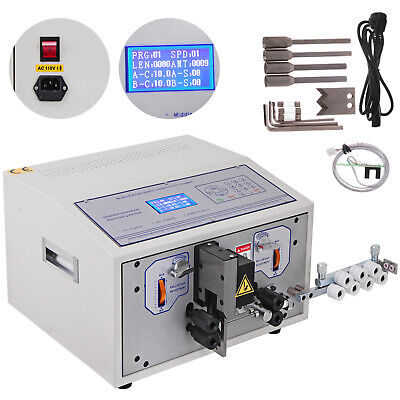 Computer Wire Stripping Machine 0.1-2.5mm² Cable Stripper Copper Wire Skinning