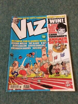 Viz Comic Issue No.137 FREE P&P UK