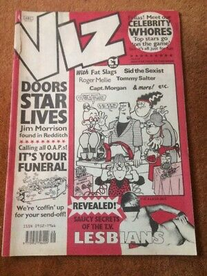 Viz Comic Issue No.48 FREE P&P UK