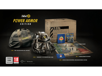 PS4 FallOut 76 Ltd. Collectors Edition