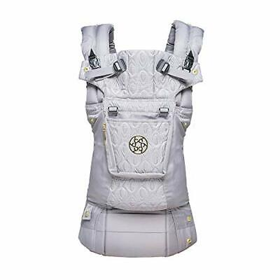 LÍLLÉbaby The COMPLETE Embossed Luxe SIX-Position 360° Ergonomic Baby & Child Ca