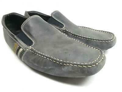 TED BAKER LONDON Men s Talpen Suede Driving Loafers Light Blue Shoes ... 3a97ba5ab01