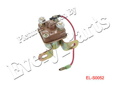 Starter Solenoid Relay Polaris ATV CYCLONE NEW 1987