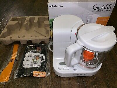 b0a08a55c3fd BABY BREZZA GLASS One Step Baby Food Maker
