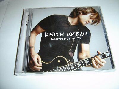 Keith Urban       -      Greatest Hits              -       New Cd