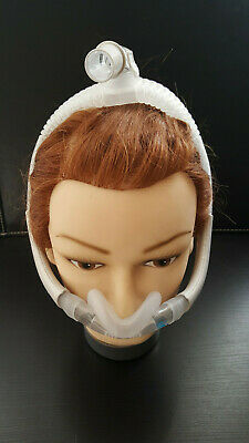 Resmed AirFit N30i complete CPAP nasal mask with headgear for sleep apnea new!!!