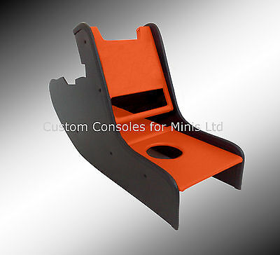 Centre Console for Classic Mini with CD radio housing inc Fitting Instructions