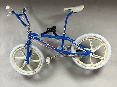 GT PERFORMER BMX bike classic freestyle old school 1987 Full Restored