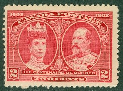 EDW1949SELL : CANADA Sc #98 Mint Never Hinged. Light natural gum skips. Cat $82.