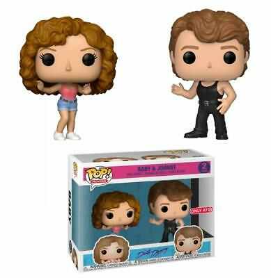 Dirty Dancing - Johnny & Baby Pop! Vinyl, 2 Pack - FunKo Free Shipping!