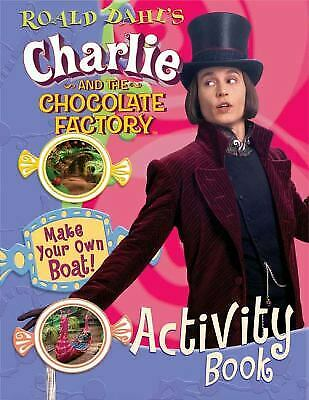 Roald Dahl's Charlie and the Chocolate Factory by Dahl, Roald