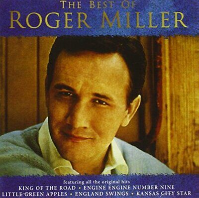 Roger Miller - The Best Of - Roger Miller CD A9VG The Cheap Fast Free Post The