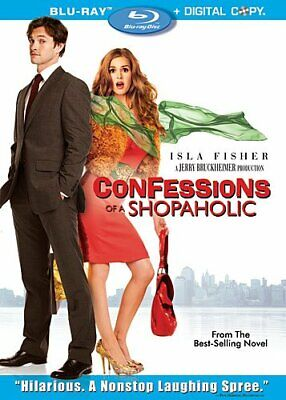 Confessions of a Shopaholic [Blu-ray] [2009] [US Import] - DVD  W8VG The Cheap