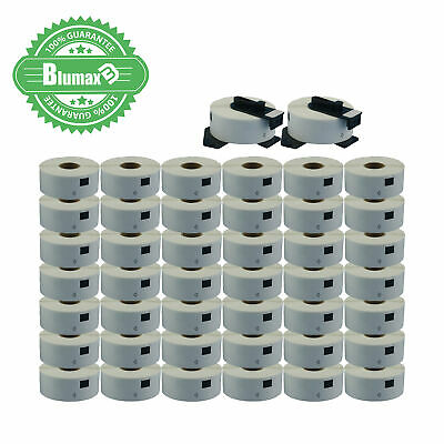 42+2 Blumax compatible with Brother Dk 11201 White Label QL570 QL700
