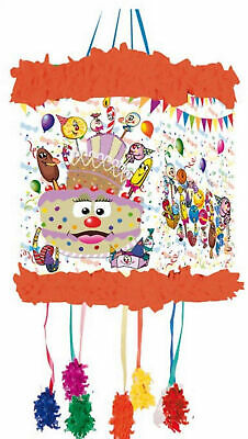 Verbetena ?? Cartoon Piñata Sweet Party, 20 X 30 Cm (012600096)