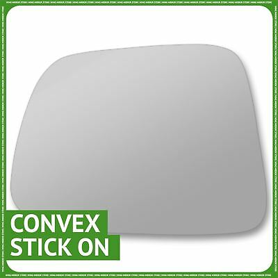 Côté Gauche Plat Wing Door Mirror Glass for Proton Wira Persona 94-04