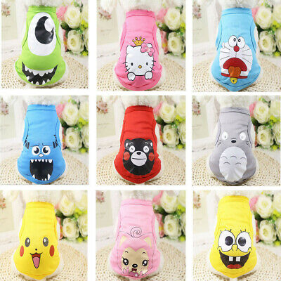 Pet Dog Clothes Fashion Costume Vest Puppy Cat T-Shirt Pets Dogs Summer Apparel
