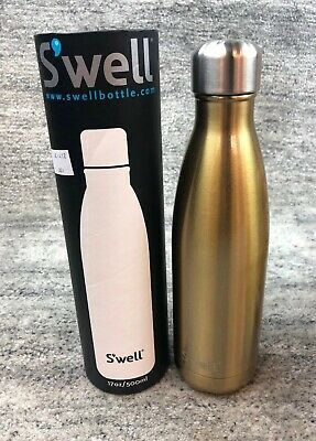 S'well Champs Gold Drinking Bottle, 500ml