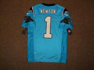 sale retailer 3f831 e5c59 NWT CAM NEWTON Carolina Panthers Nike On Field Authentic ...
