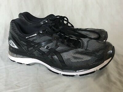 brand new e3db3 542d4 ASICS GEL NIMBUS 19 Mens Running Shoe T702N Mens Sise 13 4E NWT (430)