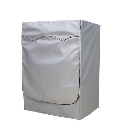 Washing Machine Cover Protection For Home Laundry Waterproof Cover 8C