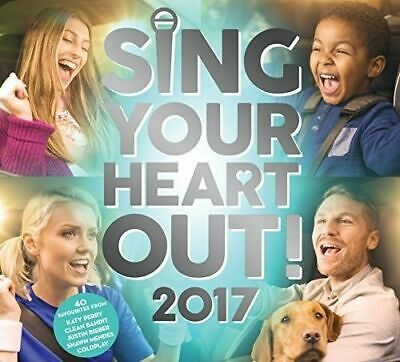 Sing Your Heart Out 2017 / Various New Cd