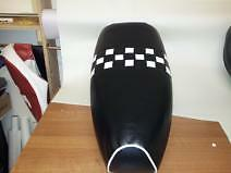 Vespa PX Elasticated Seat Cover Chequered