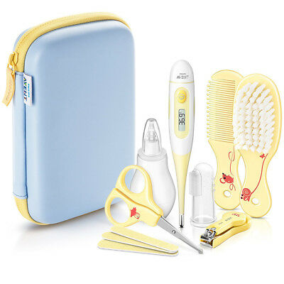 Philips Avent Sch400/00 Babypflege-Set Incl. Aller Cura Woly Combo, Giallo